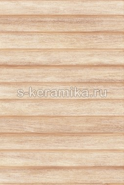 Плитка керам. CERSANIT Zenda 450x300 brown цоколь ZDN111