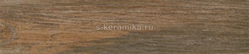 Керамогранит KERRANOVA Pear Gradual 900x200 насыщенный коричневый матовый 2y2003/gr