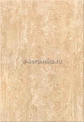 Плитка настенная AZORI Травертино Латте 405x278