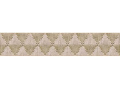 Бордюр AZORI ILLUSIO BEIGE 315x62 GEOMETRY