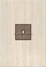 Декор AZORI Оригами 405x278 Мокка Прагматика