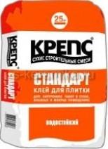 Клей Крепс Стандарт 25 кг