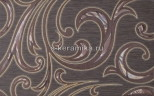 Декор GRACIA CERAMICA Muraya chocolate decor 02 400х250
