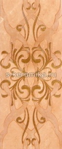 Декор GRACIA CERAMICA Dreamstone terracotta decor 01 600х250